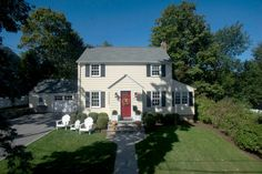 This week's properties include a four-bedroom in New Canaan, Conn., and a five-bedroom in Roslyn Harbor, N.Y.