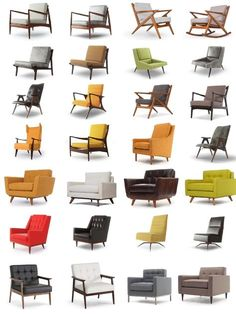 Mid century modern chair styles Dining Room Mid Century Era Offered Not Only Great Style But Excellent Service As Well Pinterest 59 Best Mid Century Chair Images Mid Century Modern Furniture