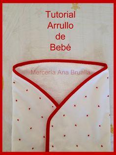 Merceria Ana Brualla: Arrullos para bebes { Tutorial }