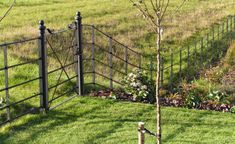 traditional estate fencing - Google Search