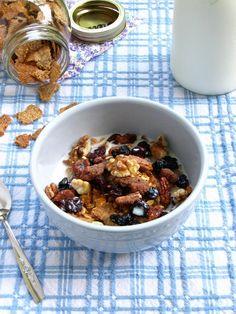 48 Homemade Breakfast Cereals