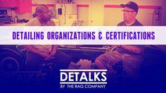 DeTalks: Detailing Organizations & Certifications