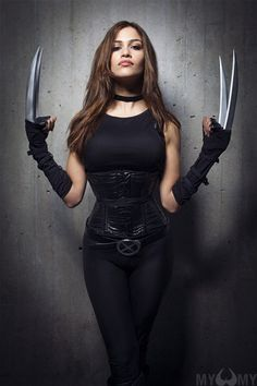 X 23    She is a Female Clone of Wolverine Twice as Badass and Twice as Dangerous