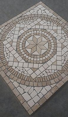 21 fantastic mosaic entry way 00021 Mosaic Crafts, Mosaic Projects, Mosaic Art, Mosaic Glass, Mosaic Tiles, Stained Glass, Glass Art, Tiling, Paver Designs