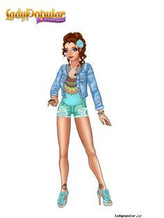 [00:00:17] Módní Aréna Popular Girl, Arno, Teenager Outfits, Games For Girls, Fashion Games, Supermodels, Fashion Online, Dress Up, Wonder Woman