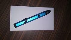 Aluminium Stift mit LED Display für PLA Filamentvon Tipeye im Test Led, Display, Doodles, Handmade, Kids, Kunst, Floor Space, Billboard