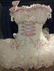 Glitz Pageant Dress | eBay