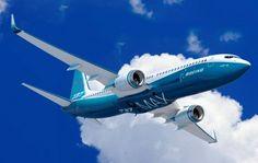 Boeing depăşeşte Airbus cu 209 comenzi, cu creşterea vânzărilor a noului său model 737MAX.