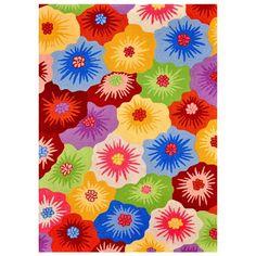 Jacqueline Rug, florals