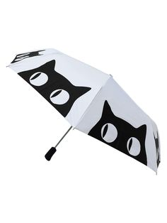 Big Eyes Cat Umbrella