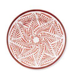 Coastal Coral Melamine Dinner Plates, Set of 4 #williamssonoma