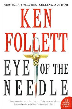 In the excellent Ken Follett thriller called Eye of the Needle, a German spy (code-named Needle, and played by Donald Sutherland in the movie) has photos of the fake army amassed on the English coastline, a hoax designed to make the Germans think the invasion would take place at Calais. The German spy has to get the photos back to headquarters in Berlin, so he can blow the whistle before the invasion begins.