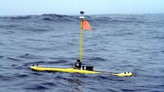 Wave-Powered Robot Completes 9,000 Mile Ocean Trek, Sets Record
