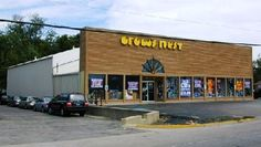 crow's nest music store Lost stores in Chicago. Gladstone Park, Joliet Illinois, Jefferson Park, Elk Grove Village, North Chicago, Rolling Meadows, Crow's Nest, Water Bed, Chicago Photos