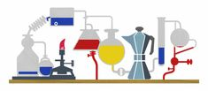 Robert Bunsen This March 31 doodle celebrated the birthday of Robert Bunsen, co-creator of the Bunsen burner. Best Google Doodles, Doodle 4 Google, Logo Google, Art Google, Happy New Year Logo, History Of Google, Google Birthday, Charles Addams, Youtube Instagram