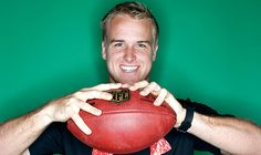With a future as bright as his smile, we're crushing...on Matt Barkley!  http://pigskinnpearls.com/crushing-on-matt-barkley/ #NFL #Eagles #Barkley #USC