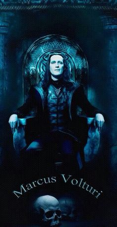 Image uploaded by Gladys. Find images and videos about twilight, vampires and marcus on We Heart It - the app to get lost in what you love. Twilight Saga New Moon, Twilight Series, Twilight Movie, Aro Volturi, Supernatural Beings, Green Man, Fantasy Books, Cool Costumes, Harry Potter