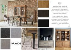 Coming Soon page Style Français, Coming Soon Page, Collection, Barn, Industrial, Gentleness, Glamour, Atelier