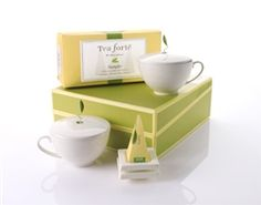 Tea Forté Duet Gift Box
