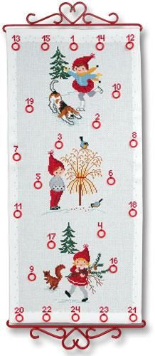 Rosenstand Advent Calendar Kit