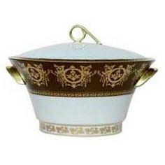 Haviland China Ritz Soup Tureen...