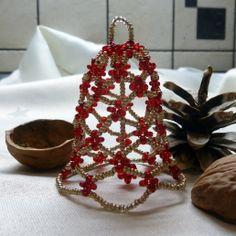 Zvoneček z korálků Bořivoj