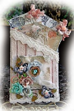 Are you working on your entry for our February Inspiration Board Challenge ? This month's board was designed by Renea, and it's perfec...