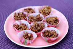 The Sweets Life: Chocolate Peanut Butter Granola Balls