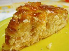 O Bolo de maçã Legal é muito gostoso, experimente essa maravilha de receita. Faça essa comida bem sofisticada e simples de preparar.