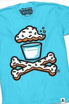 Cookies  Milk Crossbones