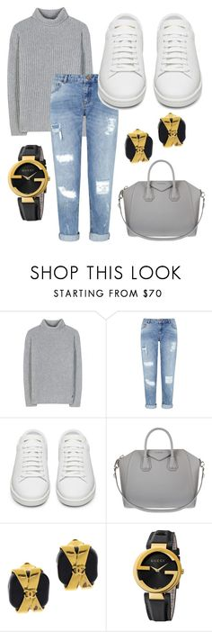 """""""~"""" by liana-van-neunberg ❤ liked on Polyvore featuring Loro Piana, Miss Selfridge, Yves Saint Laurent, Givenchy, Chanel and Gucci"""