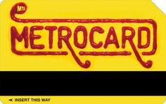 "The Metrocard Project by Melanie Chernock stemmed from a class assignment to ""create a deck of cards"". She did not want to do something expected so she immediately started to think of all the different types of cards there are. The concept of redesigning the Metrocard felt natural to her – ""I love the idea of taking something iconic and putting my own twist on it."" Creating the cards was an experimental process for Melanie. She had to make around 100 cards to get 25 good ones."