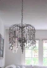 This chandelier makes me happy.