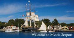 Connecticut  (Mystic Seaport) pameh