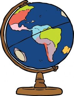 iclipart royalty free clipart image of children around a globe rh pinterest com free clipart globe black and white free globe clipart