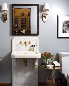 Perfect The White Album, Powder Room Design, Modern Vintage Homes, Bathroom  Interior Design,