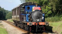 Steam Locomotive 323 to visit the Spa Valley Railway from the Bluebell Railway