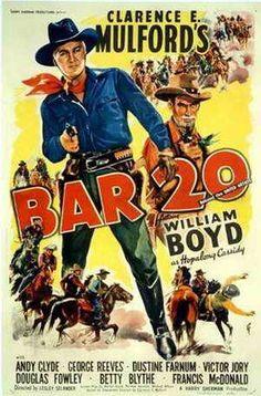 Bar 20 (1943) DUAL + Subtitulos