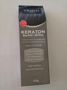 Keraton Grafite- Do Platinado ao Acinzentado c7b716d830442