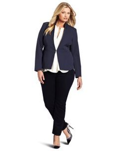 plus size career wear outfit ideas 10 #plus #plussize #curvy
