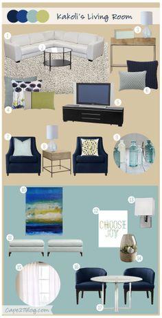 Custom Mood Board Designs | Cape27Blog.com