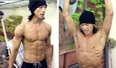 Rain (Jung Ji-Hoon)  Ninja Assassin Training - Ninja Assassin Training    by Muscle Intelligence on in Muscle Gain, Six Pack, Workout