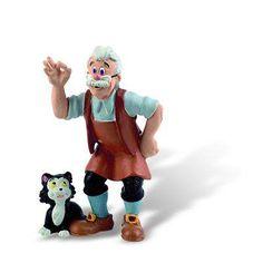 Gepetto #gepetto:pinocchio #disney #figurine #