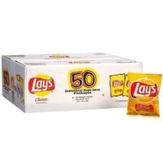 I'm learning all about Frito-Lay Lays Classic Potato Chips 50 at @Influenster!