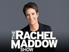 I'm a political junkie, so this is one of the shows I like to watch. I also have a bit of a crush on her... but who doesn't?! :)
