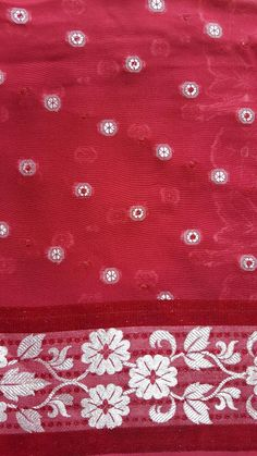 Vintage Indian pure Georget saree by COLOURMEHAPPYY on Etsy