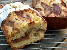 Jewish Apple Bread.  Made tonight in angel cake form.  Amazing!!!!!!