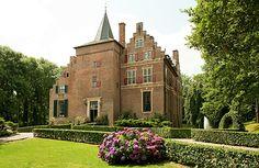 Dutch castle Wijenburg, wedding location