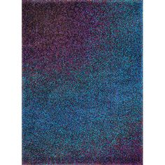 Cantebury Twilight Shag Rug (7'7 x 10'5)