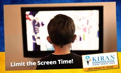 """""""2 Hours of TV/Computer per day is more than enough! While it is important to give kids a bit of freedom, it is also important not to overdo it! A dedicated time for their physical activity is good. #Parentingtips #Physicalactivity #Leisuretime"""""""
